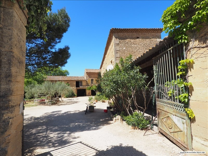 Deluxe sale house / villa Uzes 530 000€ - Picture 9
