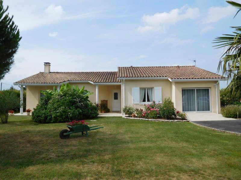 Sale house / villa Libourne 299000€ - Picture 1