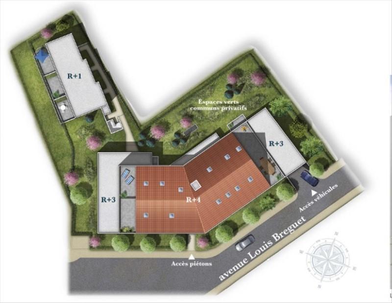 Vente appartement Toulouse 449000€ - Photo 3