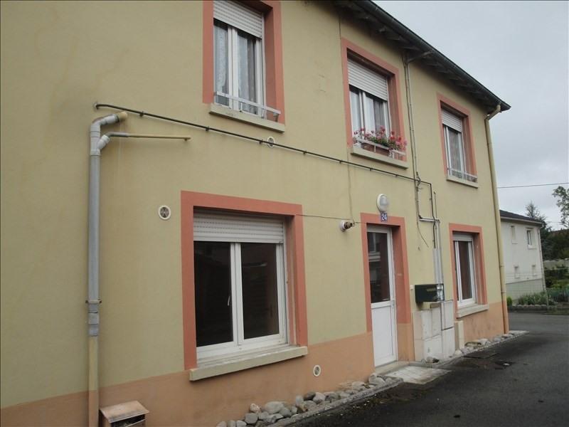 Verkoop  appartement Valentigney 75000€ - Foto 1