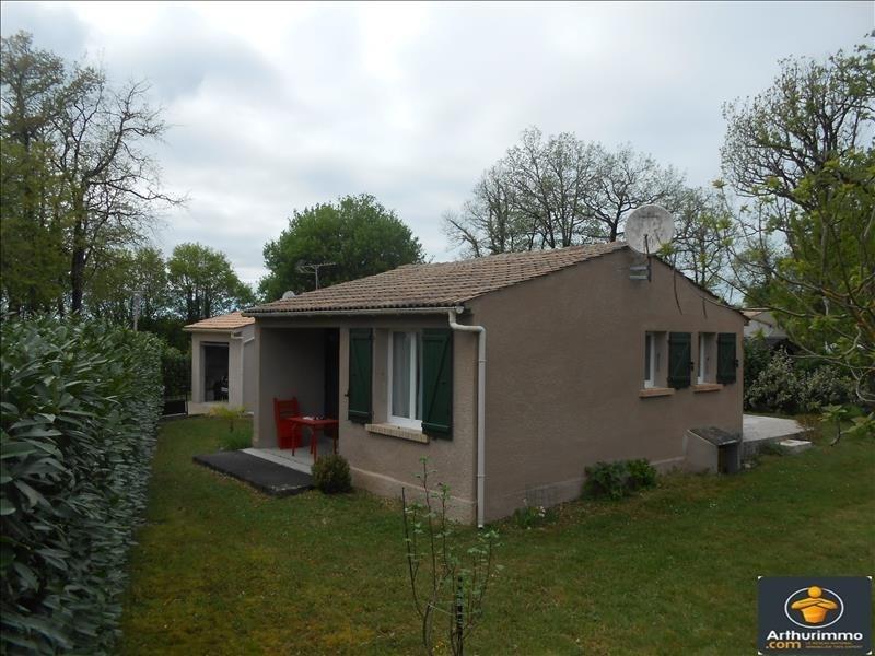 Sale house / villa Aulnay 81000€ - Picture 1