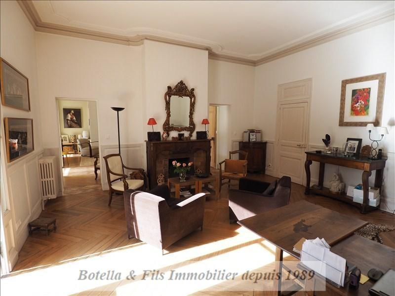 Immobile residenziali di prestigio castello Uzes 889000€ - Fotografia 4