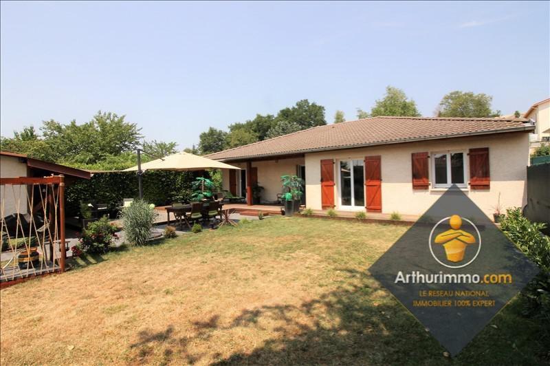 Sale house / villa Tignieu jameyzieu 319000€ - Picture 4