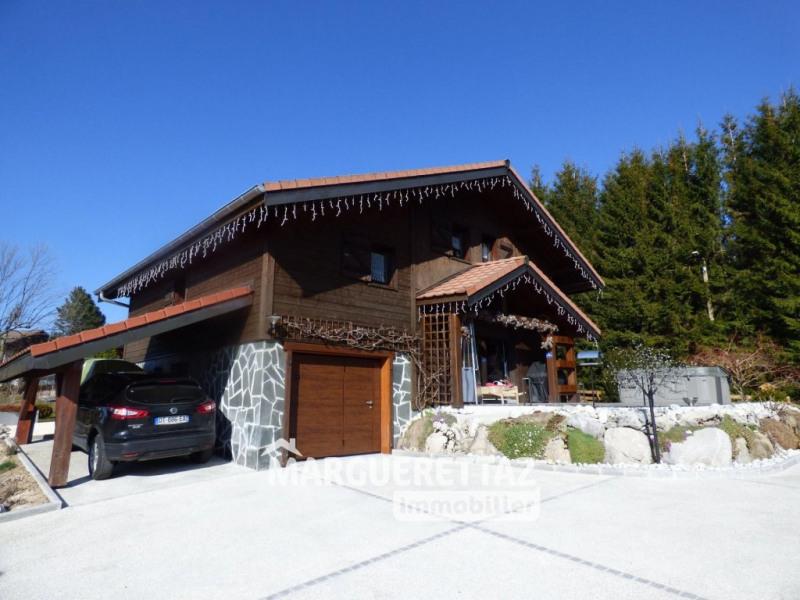 Vente maison / villa Saint-sixt 488000€ - Photo 1