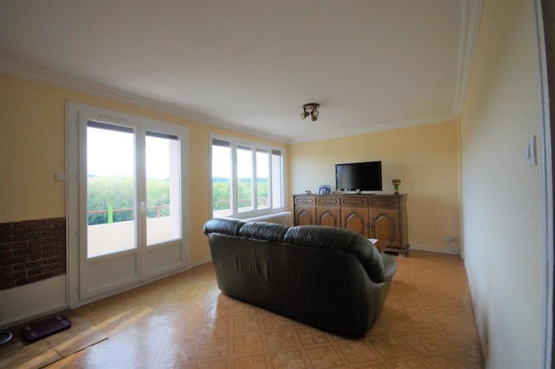 Appartement 74m² T3 avec balcon et vue dégagée
