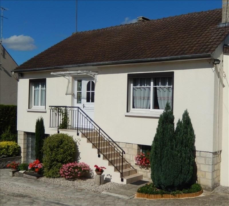 Sale house / villa Crepy en valois 220000€ - Picture 1