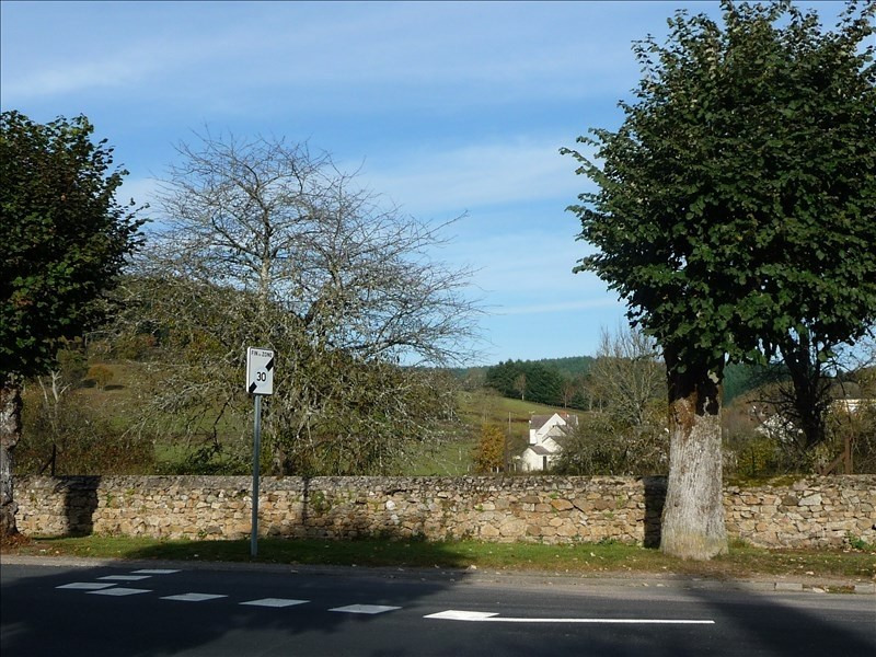 Vente terrain Autun 103000€ - Photo 2