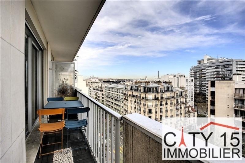 Vendita appartamento Paris 15ème 735000€ - Fotografia 2