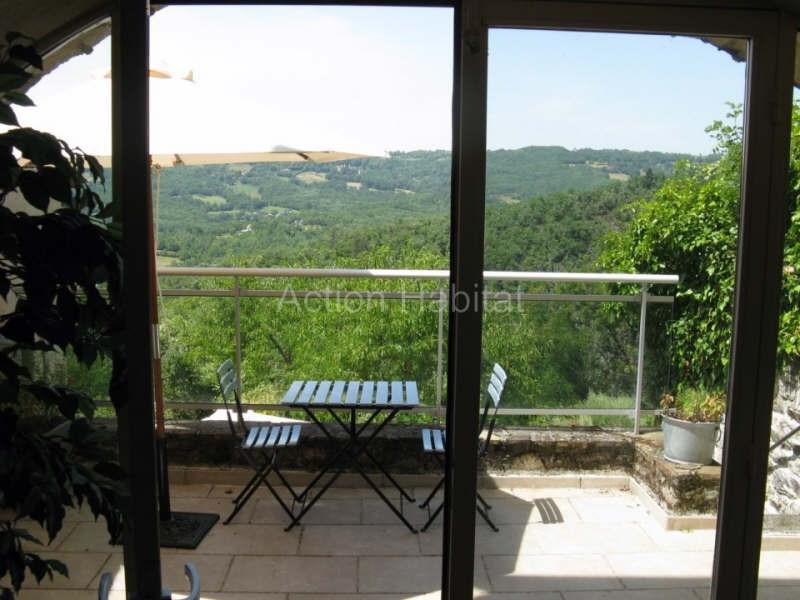 Vente maison / villa Najac 210000€ - Photo 4