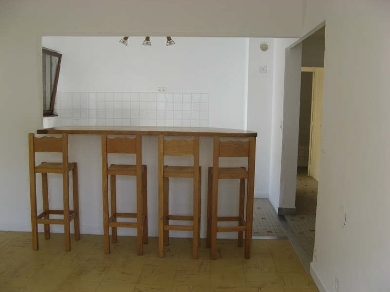 Rental apartment Le fayet 617€ CC - Picture 1