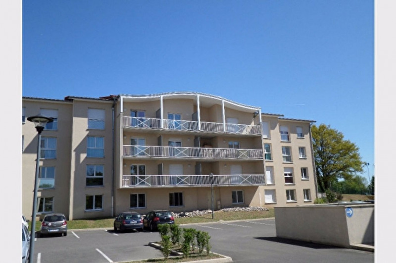 Location appartement Limoges 374€ CC - Photo 1