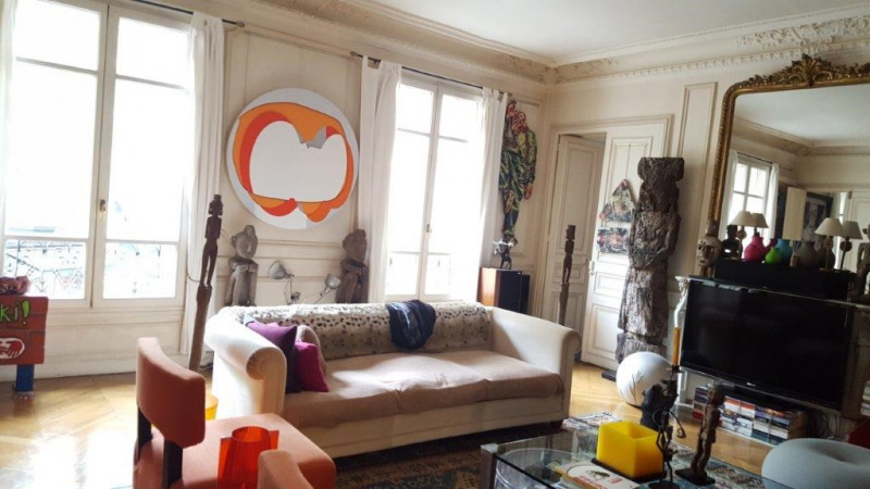 Sale apartment Paris 8ème 2 050 000€ - Picture 2