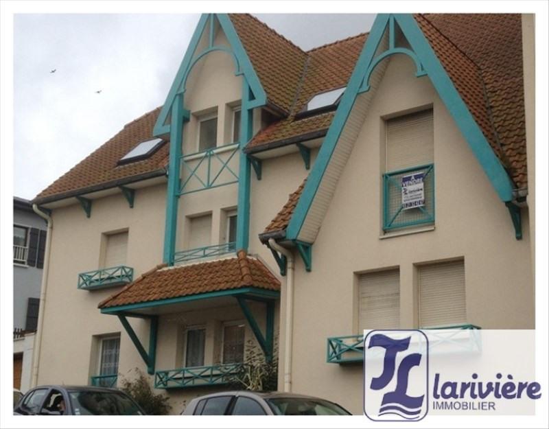 Sale apartment Wimereux 117500€ - Picture 1