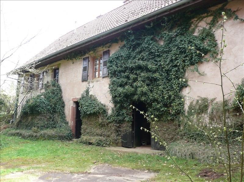 Verkoop  huis Reipertswiller 89000€ - Foto 1
