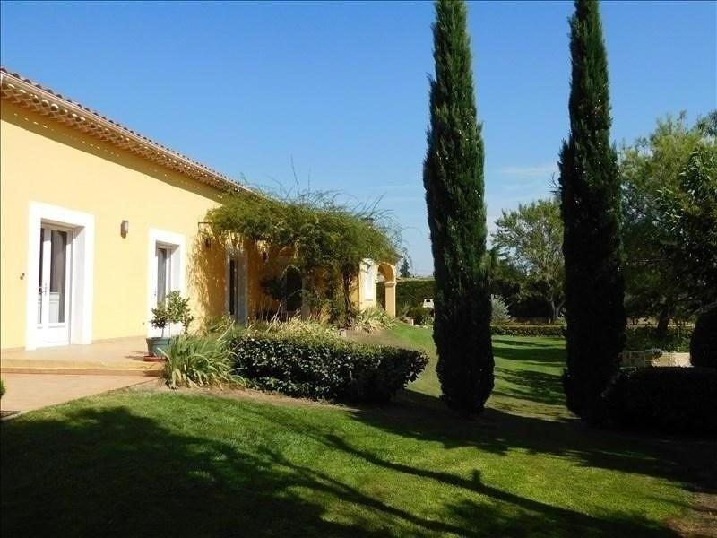 Vendita casa Carpentras 549000€ - Fotografia 1
