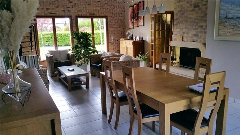Sale house / villa Octeville sur mer 422000€ - Picture 2
