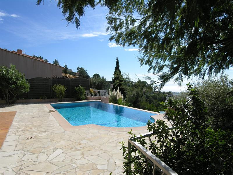 Vacation rental house / villa Les issambres 2 640€ - Picture 3