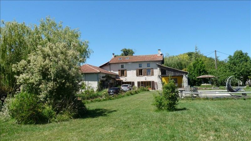Vente maison / villa St michel sur savasse 420000€ - Photo 1