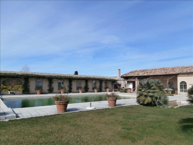Deluxe sale house / villa La roque d antheron 1310000€ - Picture 9
