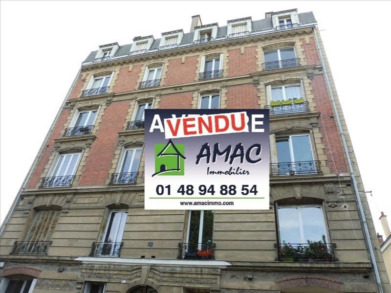 Vente appartement Villemomble 195 000€ - Photo 1