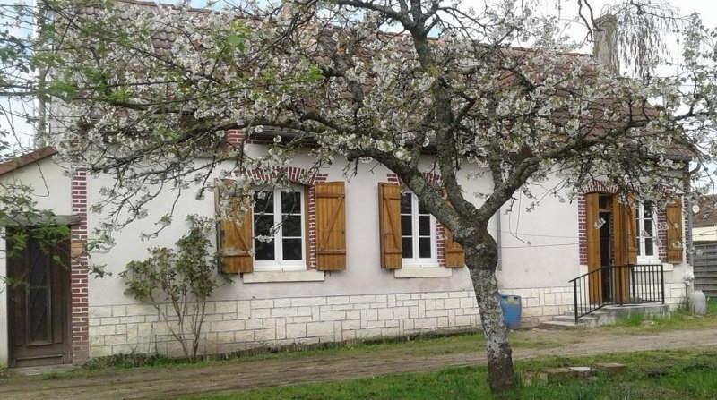 Vente maison / villa Pruniers en sologne 55000€ - Photo 1