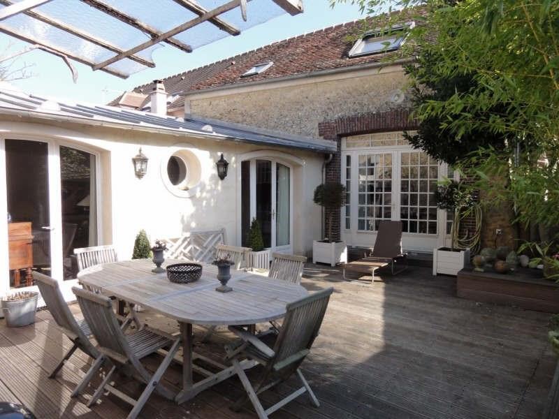 Vente maison / villa Montfort l amaury 453000€ - Photo 1
