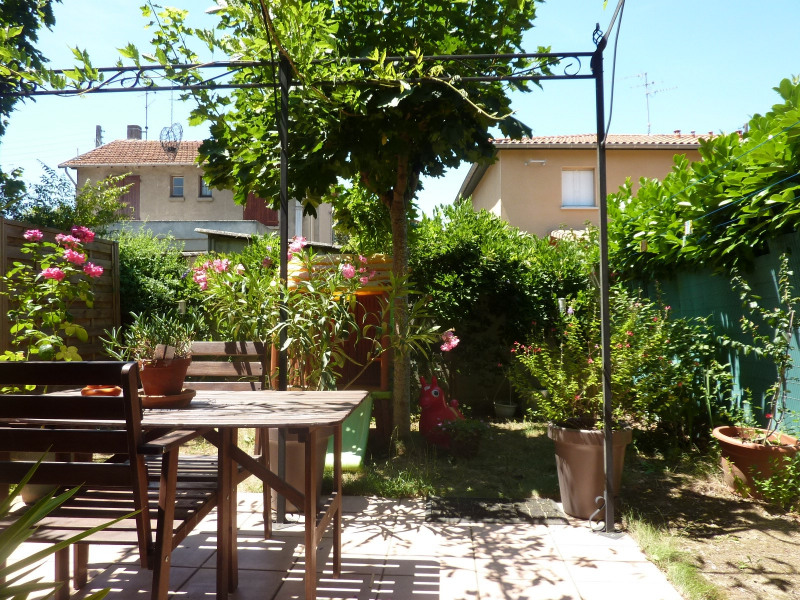Rental house / villa Toulouse 1 078€ CC - Picture 1