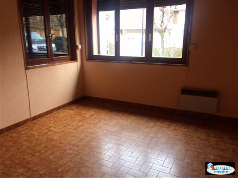 Location appartement Mont saxonnex 550€ CC - Photo 1