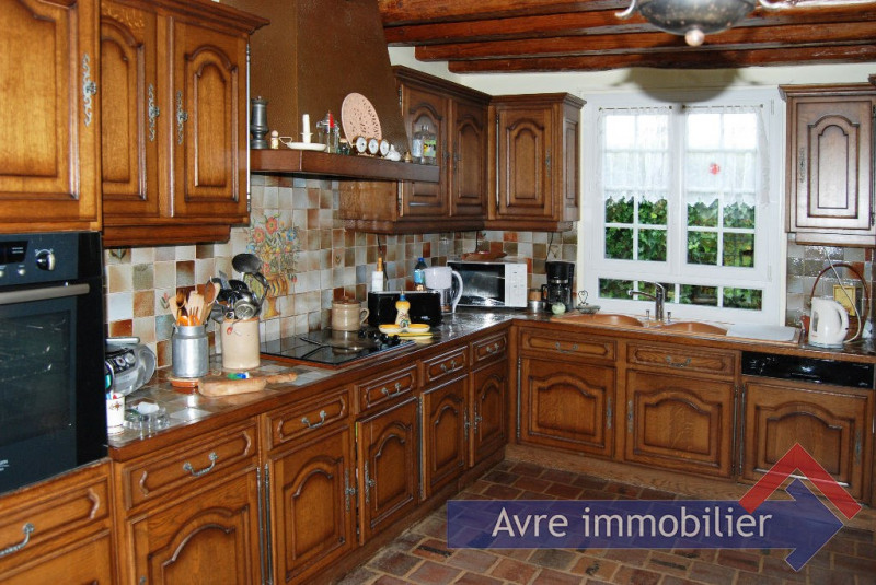 Sale house / villa Verneuil d'avre et d'iton 211000€ - Picture 5