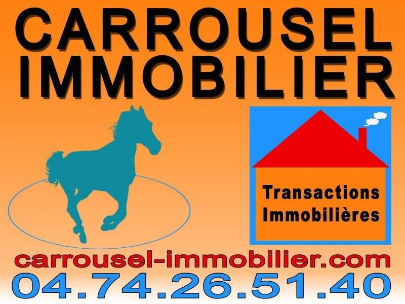 Sale apartment St laurent de chamousset 195000€ - Picture 1