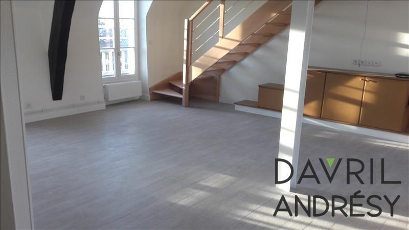 Rental apartment Triel sur seine 975€ CC - Picture 1