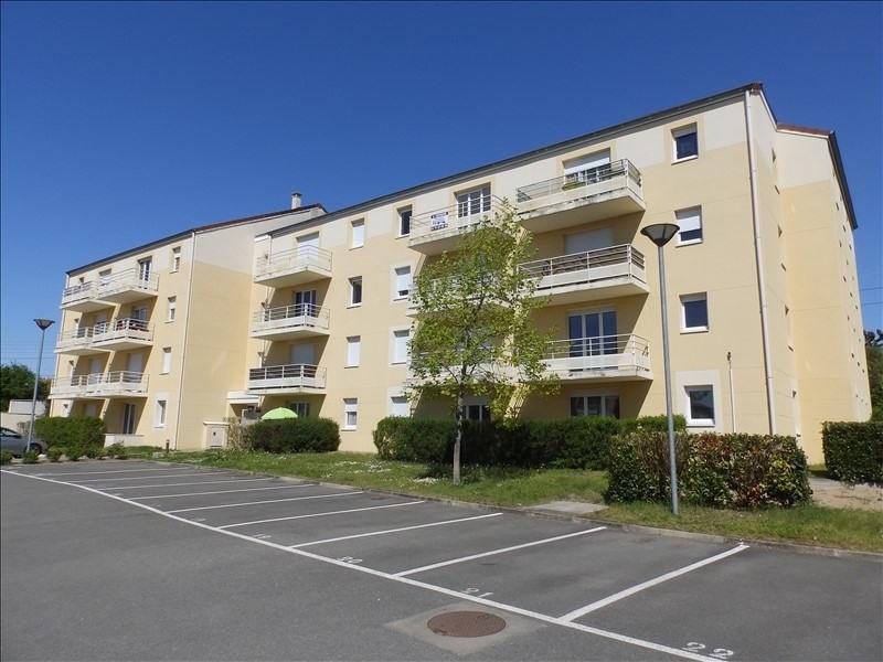 Vente appartement Moulins 60000€ - Photo 1