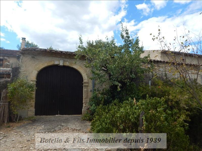 Verkoop  huis Goudargues 423500€ - Foto 2