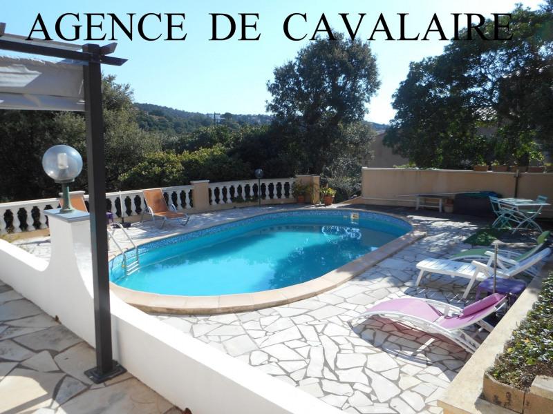 Sale house / villa Cavalaire 699000€ - Picture 1