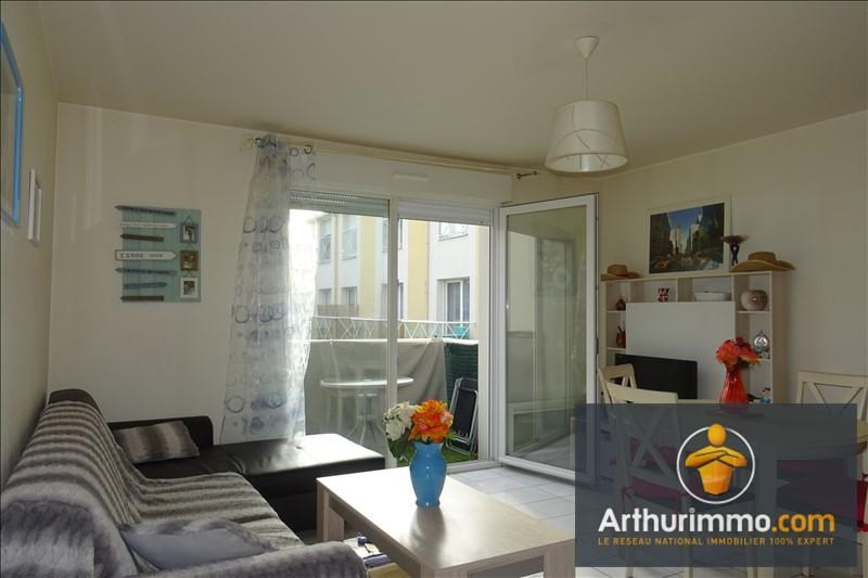 Sale apartment St brieuc 106 200€ - Picture 1