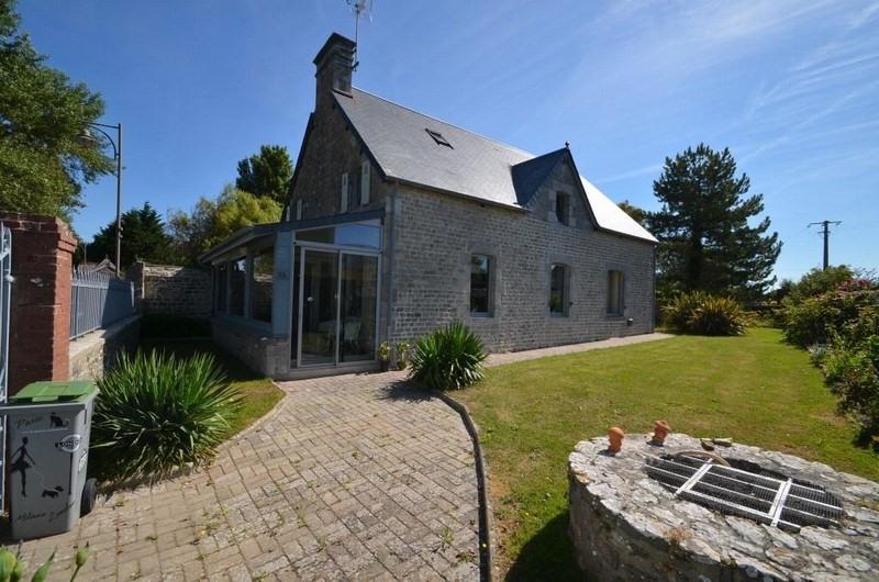 Verkoop van prestige  huis Regneville sur mer 554800€ - Foto 1