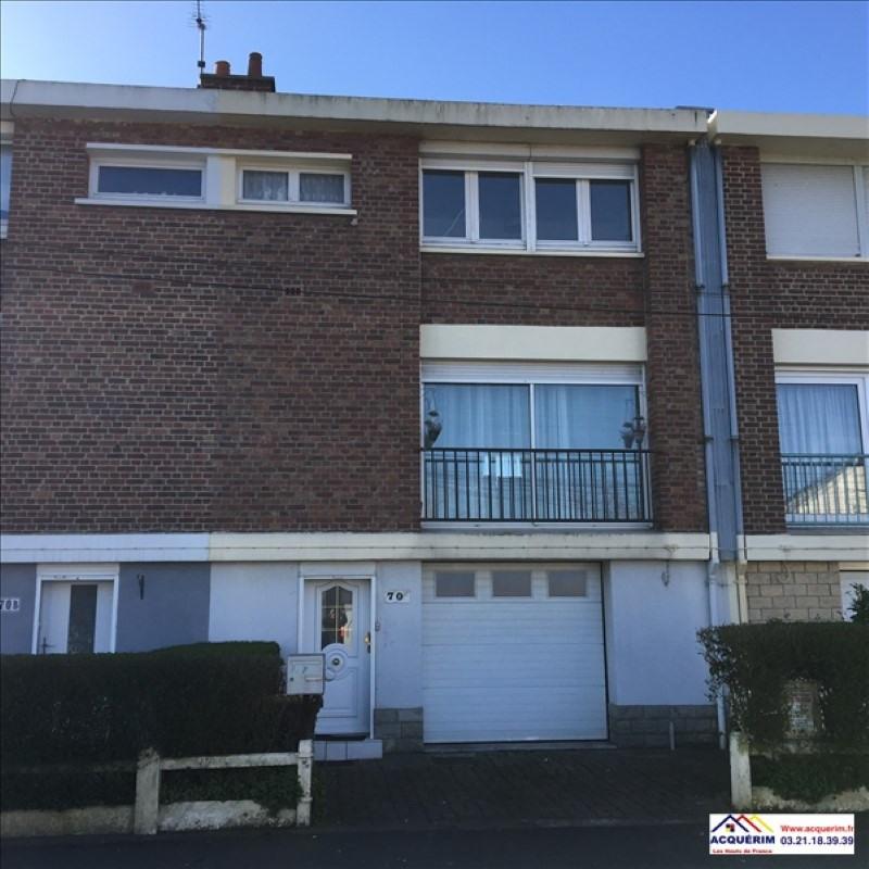 Vente maison / villa Carvin 106000€ - Photo 1