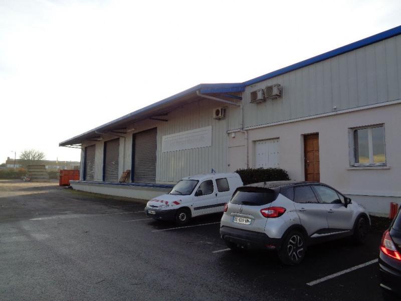 Location Local d'activités / Entrepôt Sainte-Maure-de-Touraine 0