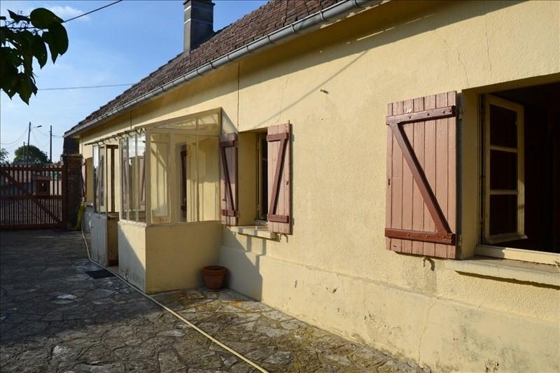 Vente maison / villa Damville 149000€ - Photo 1