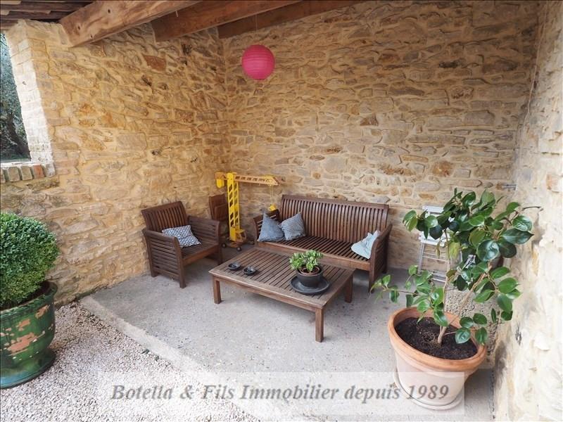 Vente de prestige maison / villa Goudargues 545000€ - Photo 12