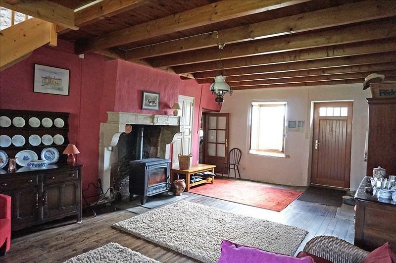 Vente maison / villa Sauzé-vaussais 139000€ - Photo 6