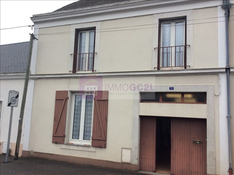 Sale house / villa Ecommoy 143 750€ - Picture 2