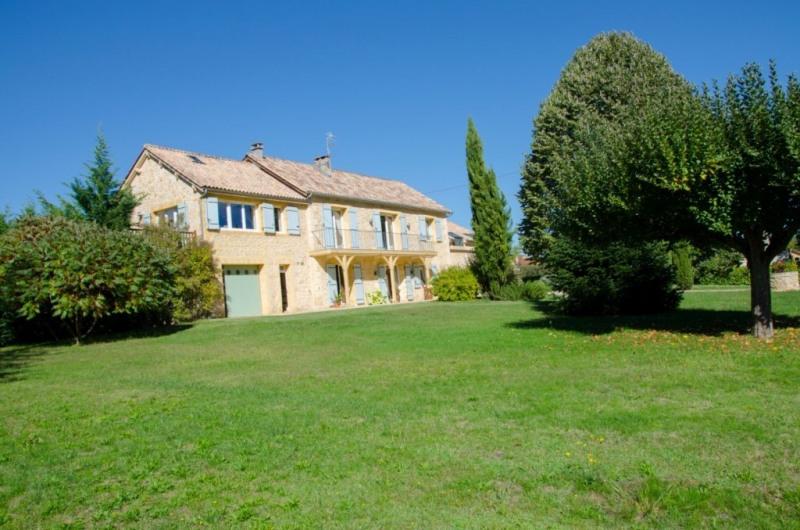 Vente de prestige maison / villa Lalinde 603750€ - Photo 2