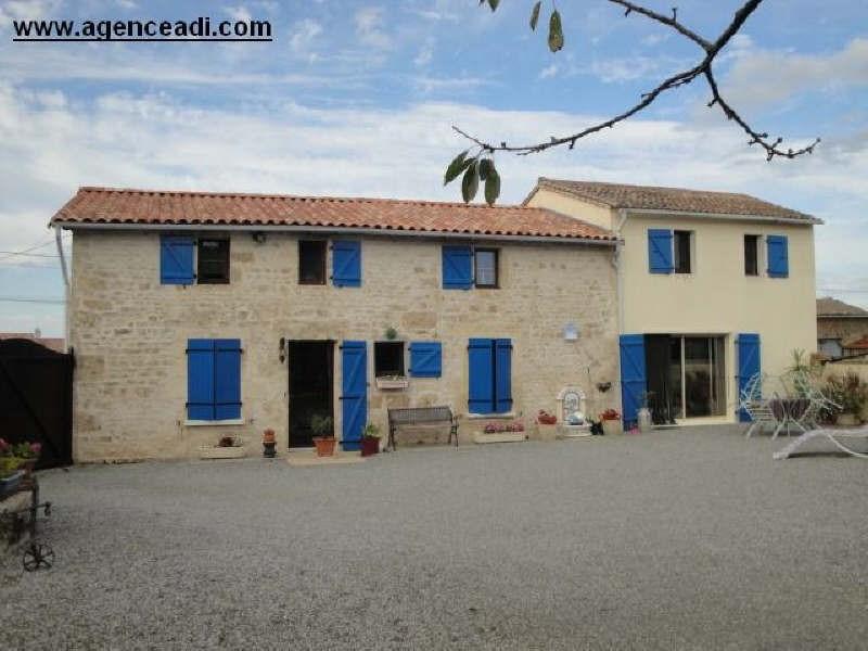 Vente maison / villa La creche/st maixent 187200€ - Photo 1