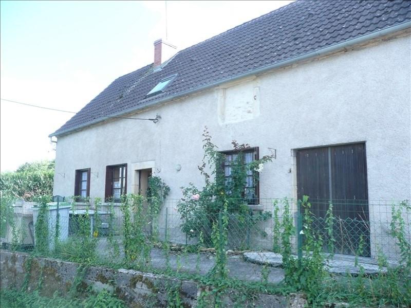 Vente maison / villa Montaron 35000€ - Photo 1
