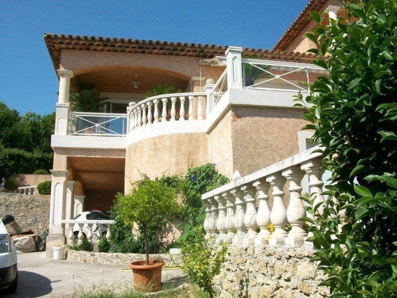 Deluxe sale house / villa Vallauris 1690000€ - Picture 7