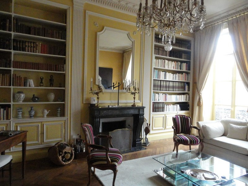 Deluxe sale private mansion Angers 789000€ - Picture 1
