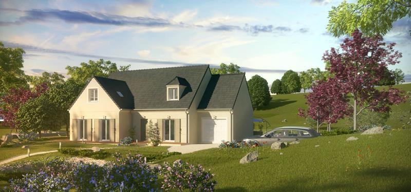 """Modèle de maison  """"Christal 5.165"""" à partir de 7 pièces Val-de-Marne par A&A CONSEIL"""