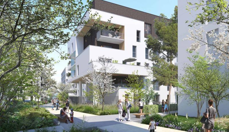 Investissement Studio 56,97m² Romainville