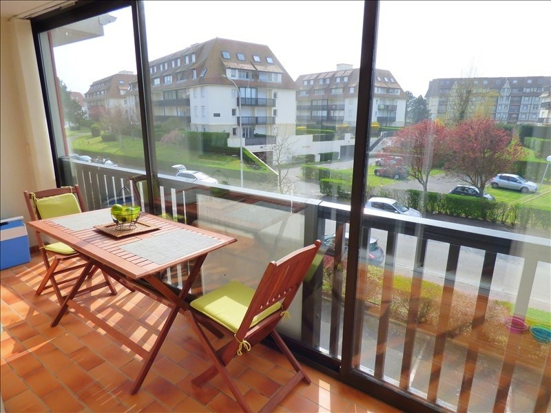 Revenda apartamento Villers sur mer 89000€ - Fotografia 1
